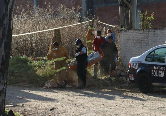 Resultado de imagen para Encuentran en Tlalpan cuerpo semienterrado